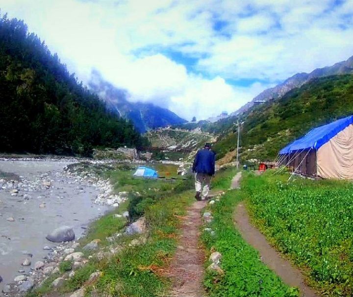 River Camp Sangla