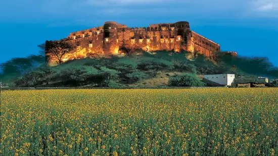 Fort Kesroli alwar